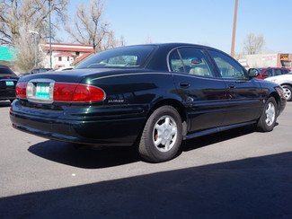 2001 Buick LeSabre Custom Englewood, CO 4