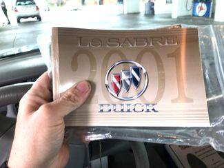 2001 Buick- 3 Owner! Service Records! LeSabre-$1995!! LOCAL TRADE! Custom Knoxville, Tennessee 12