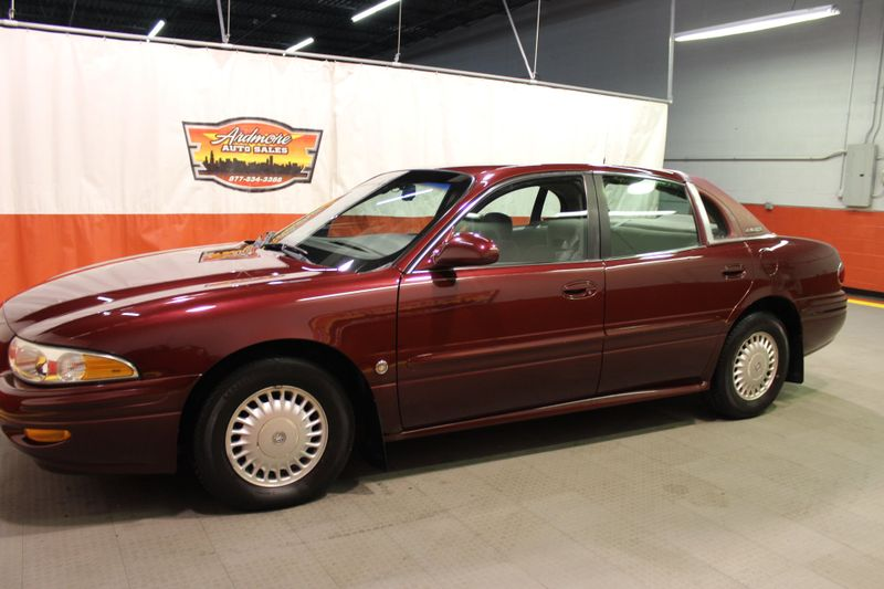 2001 Buick LeSabre Custom  city Illinois  Ardmore Auto Sales  in West Chicago, Illinois