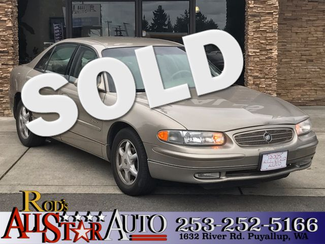 2001 Buick Regal LS The CARFAX Buy Back Guarantee that comes with this vehicle means that you can