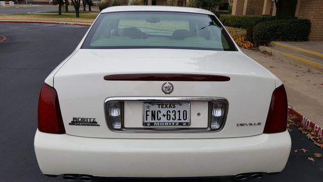 2001 Cadillac DeVille DTS Arlington, Texas 2