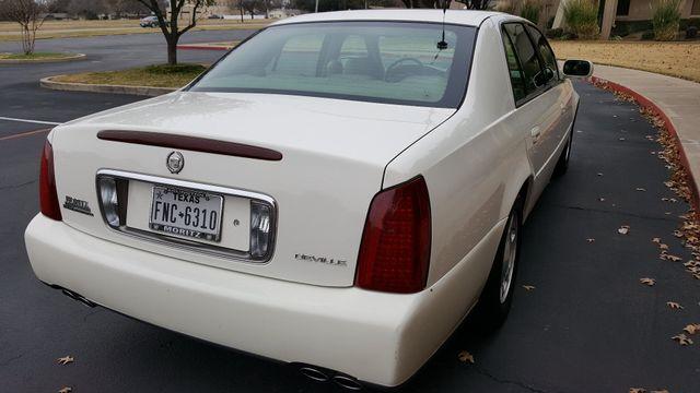 2001 Cadillac DeVille DTS Arlington, Texas 4