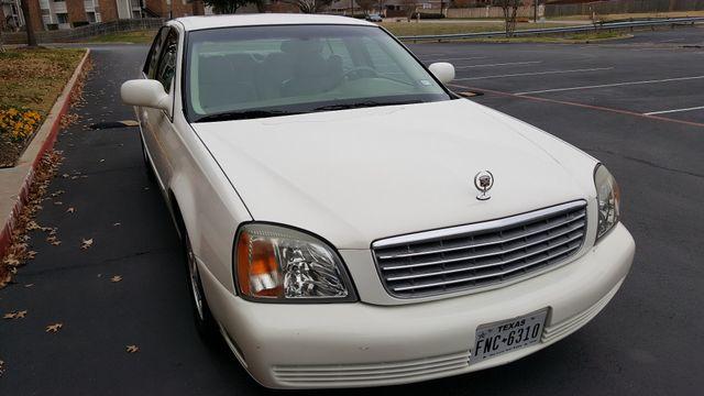 2001 Cadillac DeVille DTS Arlington, Texas 5