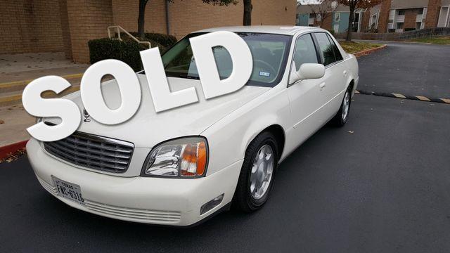 2001 Cadillac DeVille DTS Arlington, Texas 0
