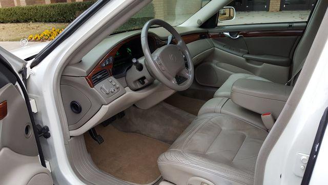 2001 Cadillac DeVille DTS Arlington, Texas 20