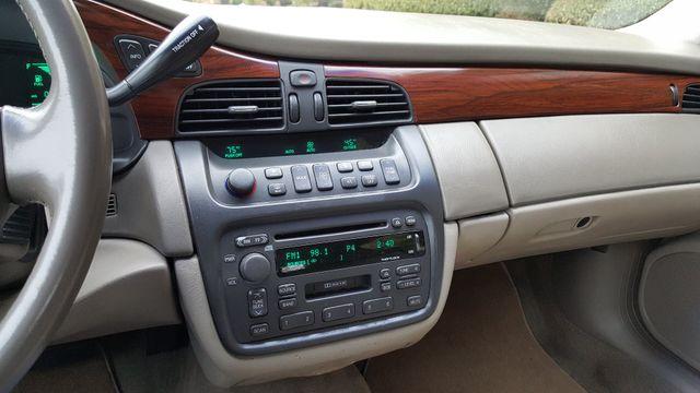 2001 Cadillac DeVille DTS Arlington, Texas 10