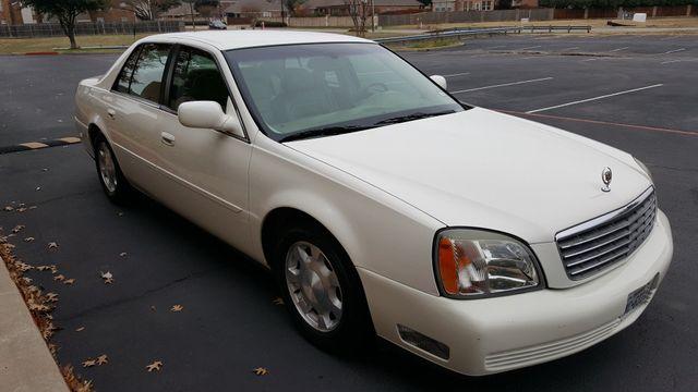 2001 Cadillac DeVille DTS Arlington, Texas 8