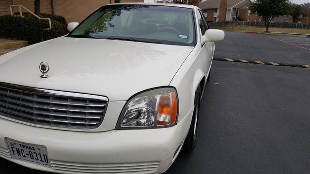2001 Cadillac DeVille DTS Arlington, Texas 9