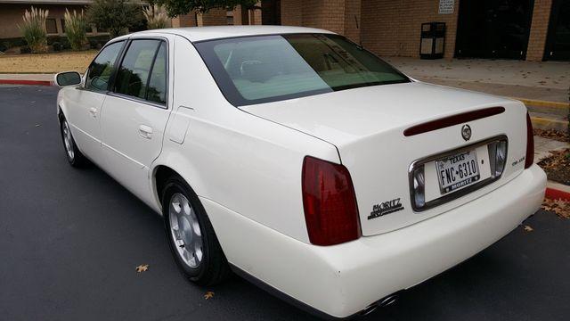 2001 Cadillac DeVille DTS Arlington, Texas 1