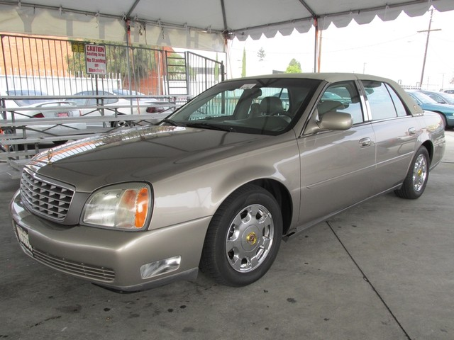 2001 Cadillac DeVille Please call or e-mail to check availability All of our vehicles are availa