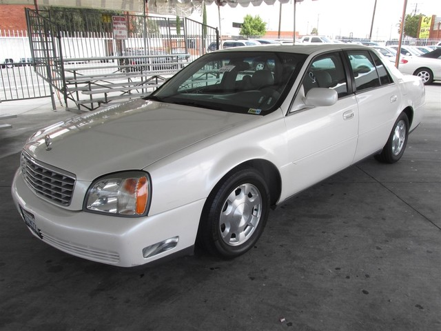 2001 Cadillac DeVille Please call or e-mail to check availability All of our vehicles are avail