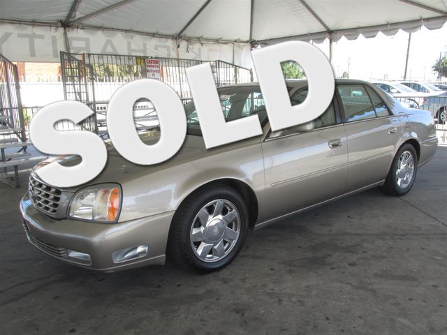 2001 Cadillac DeVille DTS Please call or e-mail to check availability All of our vehicles are a