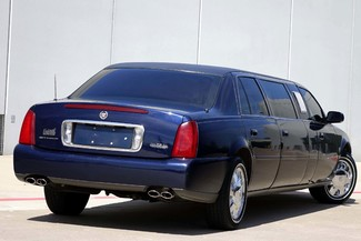 2001 Cadillac Deville Professional Limousine * ONLY 30k MILES * Chrome Wheels * NICE! Plano, Texas 4