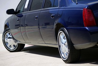 2001 Cadillac Deville Professional Limousine * ONLY 30k MILES * Chrome Wheels * NICE! Plano, Texas 39