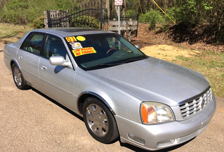 2001 Cadillac-Local Trade In!! Vip Customer!! DeVille-LOW MILES!! DTS-CARMARTSOUTH.COM Knoxville, Tennessee 2