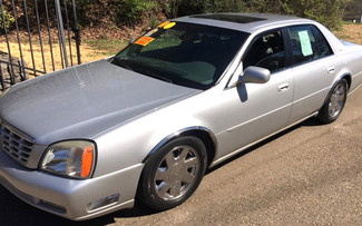 2001 Cadillac-Local Trade In!! Vip Customer!! DeVille-LOW MILES!! DTS-CARMARTSOUTH.COM Knoxville, Tennessee
