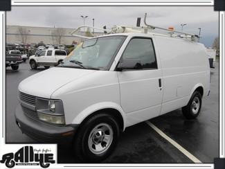 2001 Chevrolet Astro Cargo Van Burlington, WA