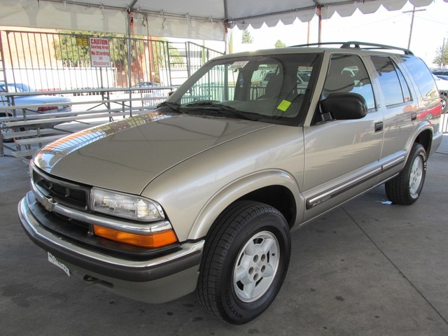 2001 Chevrolet Blazer LS Please call or e-mail to check availability All of our vehicles are ava