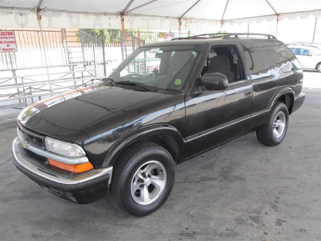 2001 Chevrolet Blazer LS This particular vehicle has a SALVAGE title Please call or email to chec