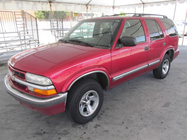 2001 Chevrolet Blazer LT Please call or e-mail to check availability All of our vehicles are av