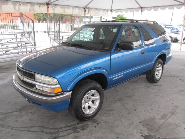 2001 Chevrolet Blazer LS Please call or e-mail to check availability All of our vehicles are av