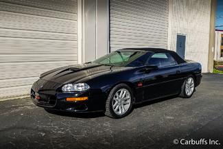 2001 Chevrolet Camaro SS Convertible | Concord, CA | Carbuffs in Concord