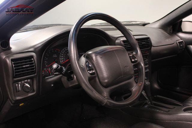 2001 Chevrolet Camaro SS Merrillville, Indiana 8