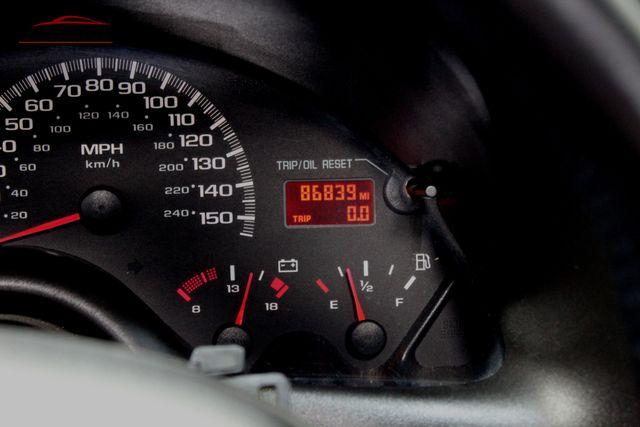 2001 Chevrolet Camaro SS Merrillville, Indiana 16