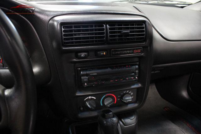 2001 Chevrolet Camaro SS Merrillville, Indiana 17
