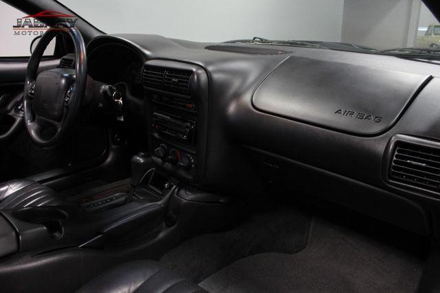 2001 Chevrolet Camaro SS Merrillville, Indiana 14