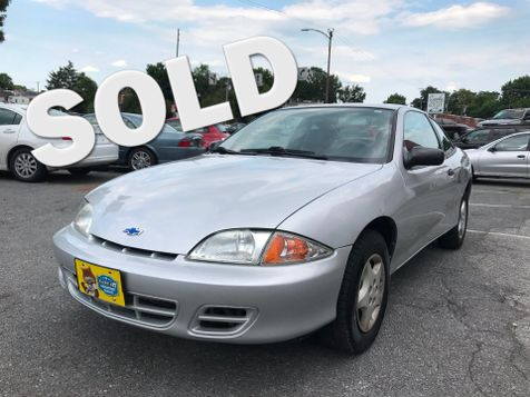 2001 Chevrolet Cavalier  in Frederick, Maryland
