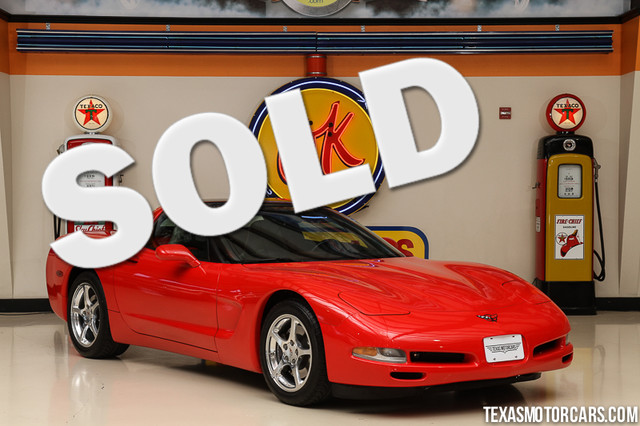 2001 Chevrolet Corvette Financing is available with rates as low as 29 wac Get pre-approved i