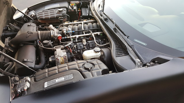 2001 Chevrolet Corvette Arlington, Texas 43