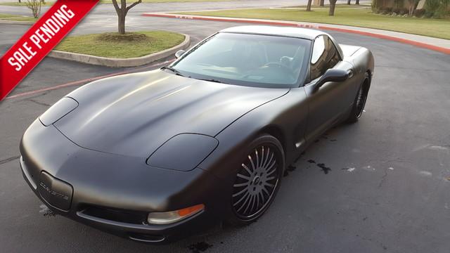 2001 Chevrolet Corvette Arlington, Texas 1