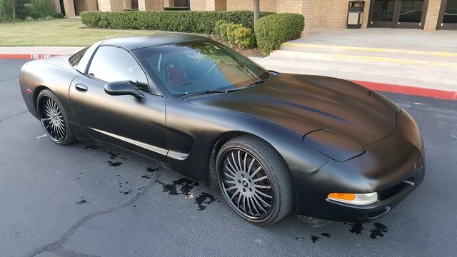 2001 Chevrolet Corvette Arlington, Texas 0