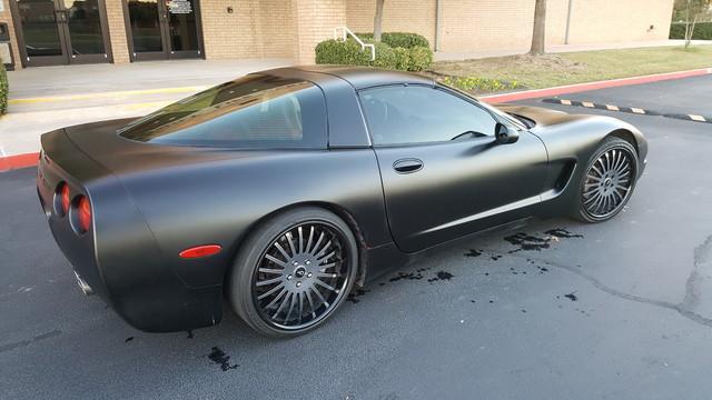 2001 Chevrolet Corvette Arlington, Texas 9