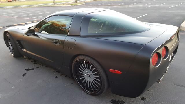 2001 Chevrolet Corvette Arlington, Texas 7