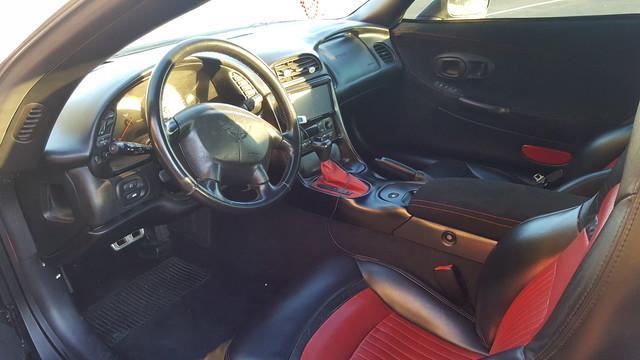 2001 Chevrolet Corvette Arlington, Texas 13