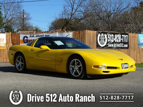 2001 Chevrolet Corvette Automatic in Austin, TX