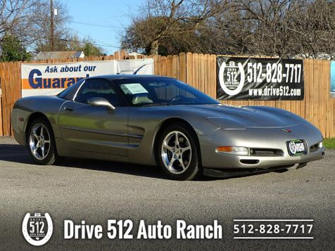 2001 Chevrolet Corvette 6- Speed! in Austin, TX