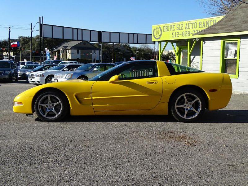 2001 Chevrolet Corvette Automatic  in Austin, TX