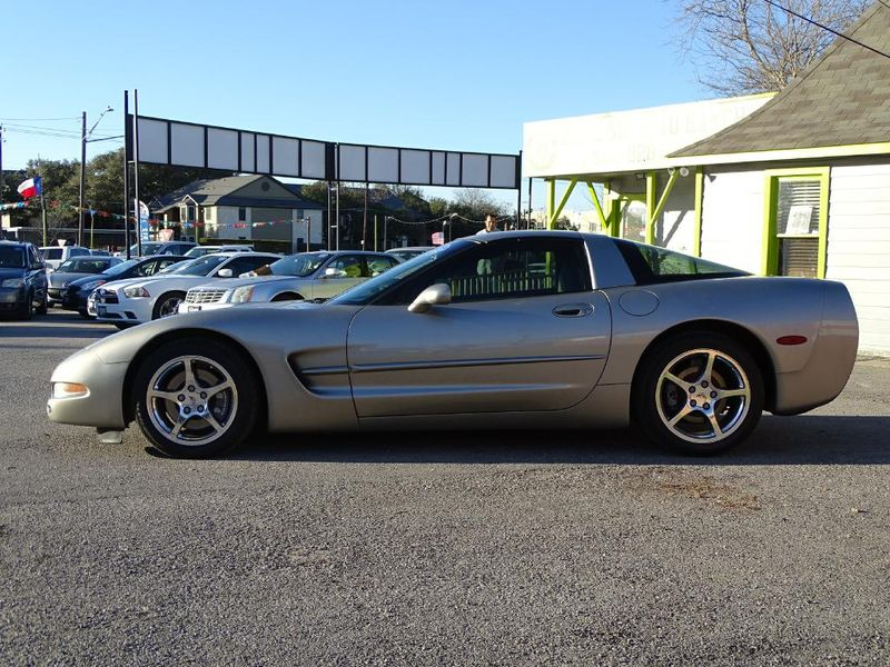2001 Chevrolet Corvette 6- Speed  in Austin, TX