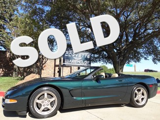 2001 Chevrolet Corvette Convertible HUD, Sports, Magnesium Wheels, 78k! Dallas, Texas