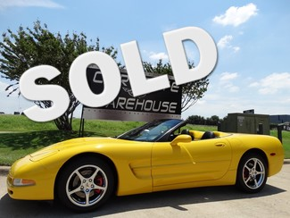 2001 Chevrolet Corvette in Dallas Texas