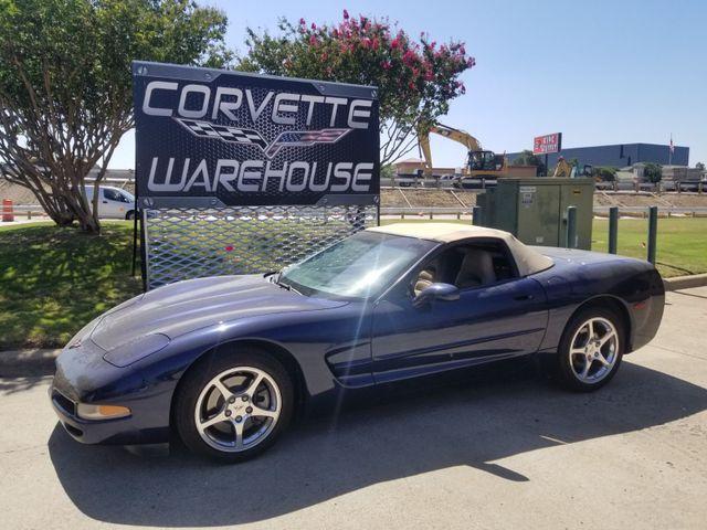 2001 Chevrolet Corvette in Dallas Texas