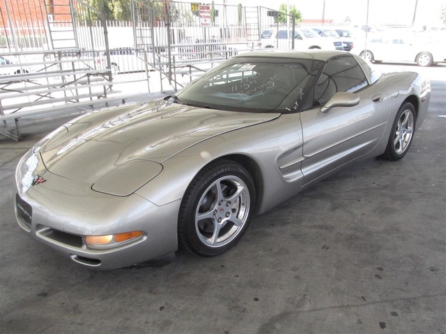 2001 Chevrolet Corvette Please call or e-mail to check availability All of our vehicles are ava