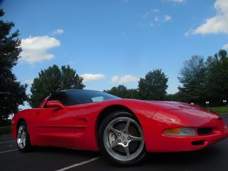 2001 Chevrolet Corvette Leesburg, Virginia