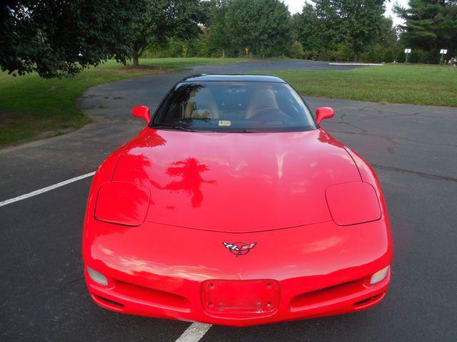 2001 Chevrolet Corvette Leesburg, Virginia 8