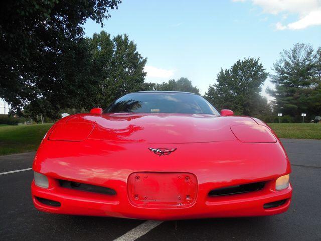 2001 Chevrolet Corvette Leesburg, Virginia 9
