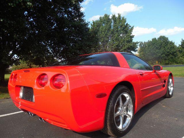 2001 Chevrolet Corvette Leesburg, Virginia 4
